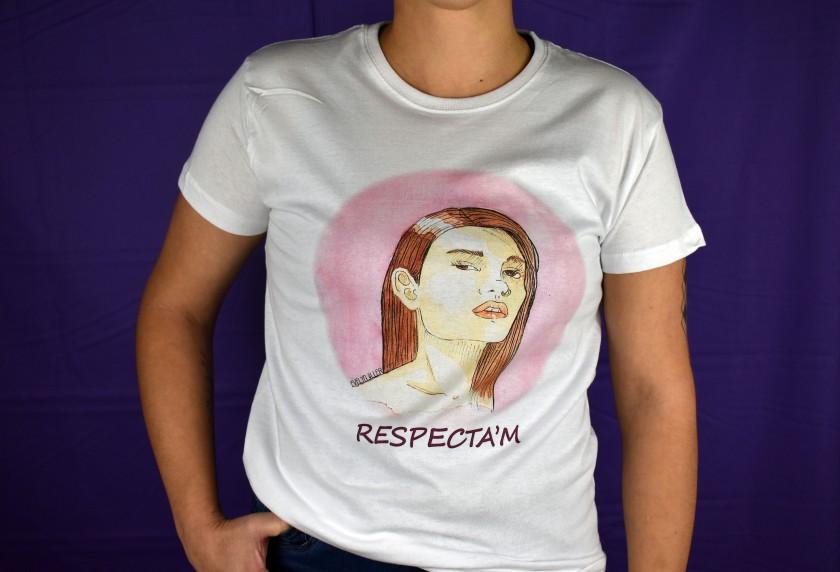 camiseta respecta'm 3