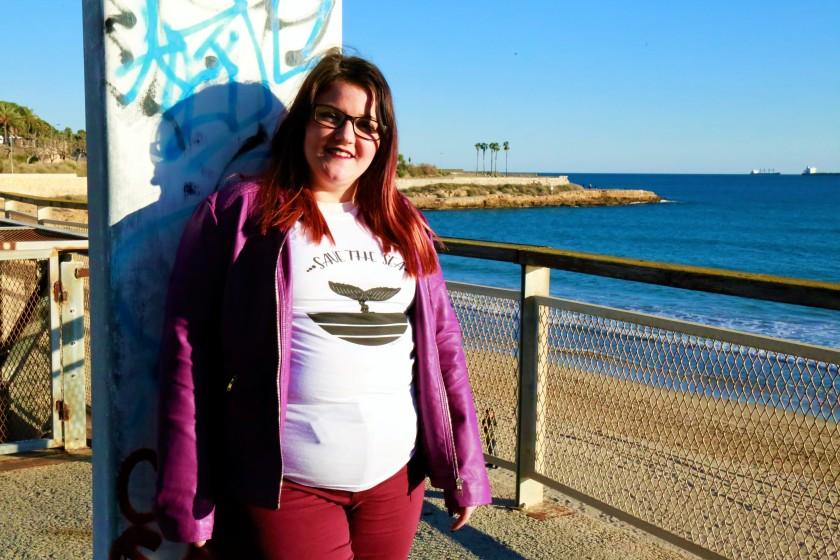 camiseta save the sea 3